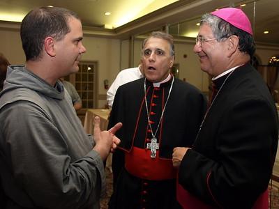 Cardinal & Bro Michael