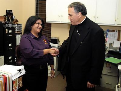 Cardinal & Maria Elena