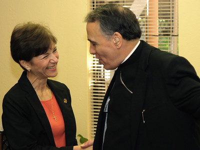 Cardinal & Lourdes