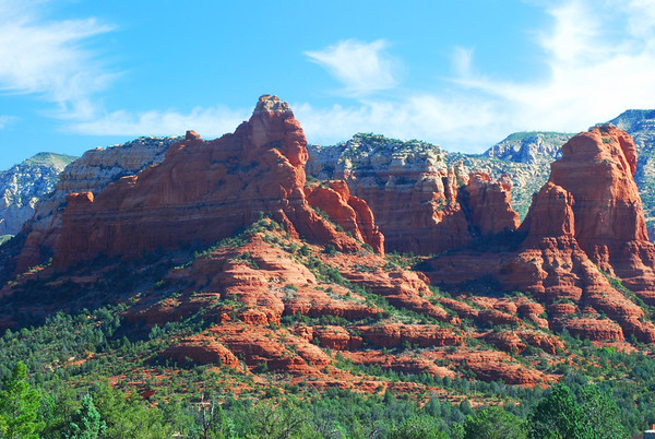 American the Beautiful - Red Rocks of Sedona (Video)