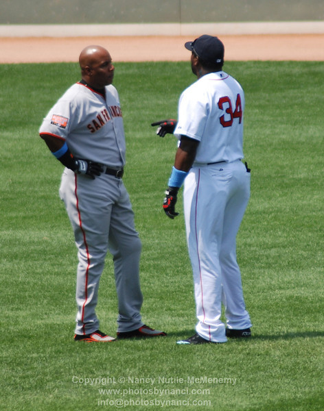 ortiz and bonds meet