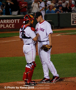 Sox v Orioles Sept.