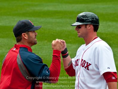 Jays v Sox