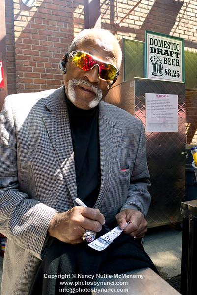 Boston Red Sox Tampa Bay Rays Opening Day April 13, 2012 100 years at Fenway Park Boston MA Copyright ©2012 Nancy Nutile-McMenemy www.photosbynanci.com More images: http://www.photosbynanci.com/redsox.html
