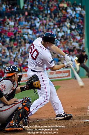 Orioles 1 Sox 2 Sept 23