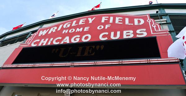 Boston Red Sox v Chicago Cubs Wrigley Field Tour Chicago IL June 15, 2012 Copyright ©2012 Nancy Nutile-McMenemy www.photosbynanci.com More images: http://www.photosbynanci.com/redsox.html