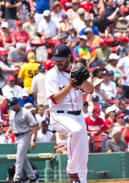 New York Yankees at Boston Red Sox