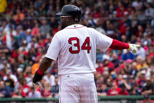 Indians v Sox May 22