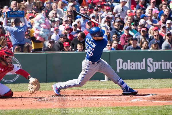 Toronto Blue Jays vs. Boston Red Sox Apr. 17