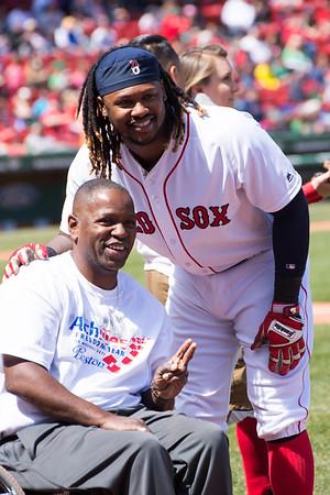 Jays vs. Sox April