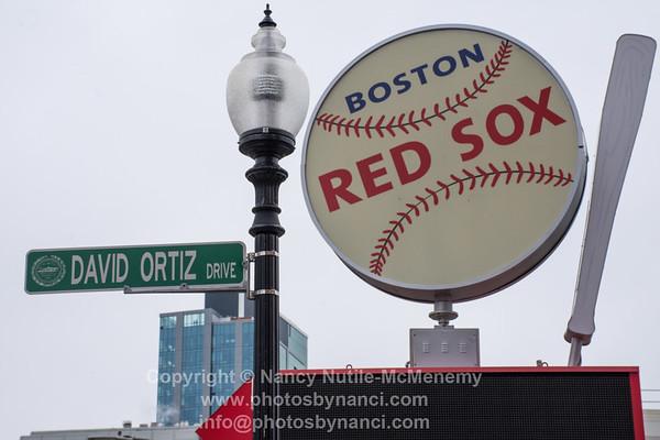 Blue Jays at Red Sox