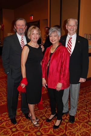 Ted & Kathy Wade, Caroline & Norm DeBriyn2