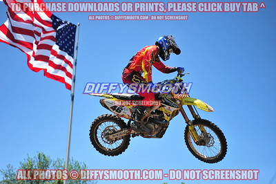 Redbud Nationals - Practice / Press Day 7.3.14