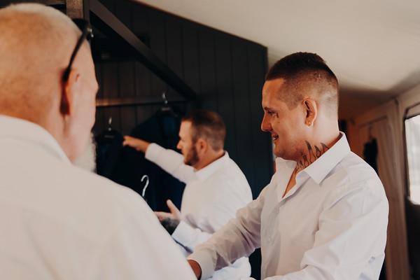 13_H+J_Groom_Prep_at_Sandstone_Point_Hotel_She_Said_Yes_Wedding_Photography_Brisbane