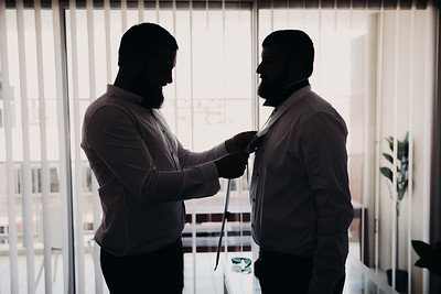 13_K+T_Groom_Prep_at_Sandstone_Point_Hotel_She_Said_Yes_Wedding_Photography_Brisbane
