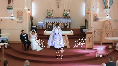 Wedding-Ceremony-Videography-at-Roman-Catholic-Parish-Part-2