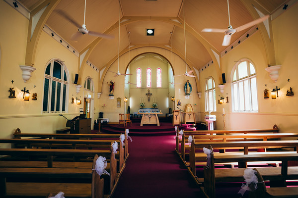 1_MJ_Wedding_Ceremony_at_St_Benedict's_Roman_Catholic_Parish_She_Said_Yes_Wedding_Photography_Brisbane