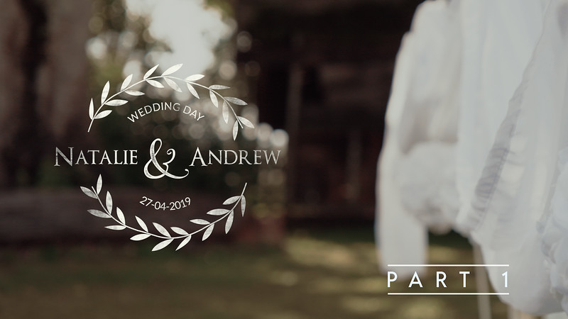 Part 1 Full Wedding Video Natalie and Andrew at Somerset Sunset