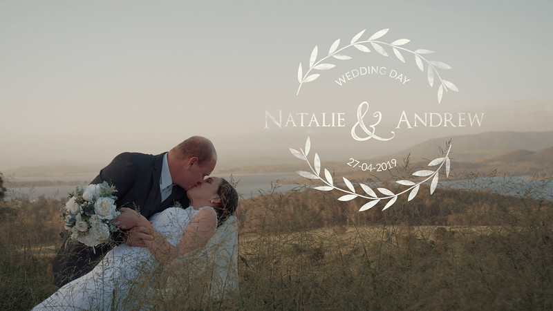 Wedding Highlight Video Natalie and Andrew at Somerset Sunset