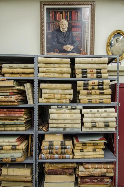 Inside the Shasta Historical Society