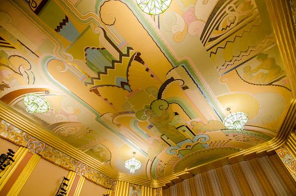 A look inside Redding's Cascade Theater, an art deco gem