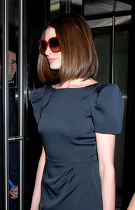 Anne Hathaway out and about in New York New York City, USA -19.06.08 Credit: (Mandatory): Patricia Schlein/ WENN Redheads (Not Woodpeckers)
