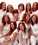 Group of Redheads