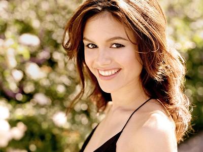 Smiling Rachel Blson