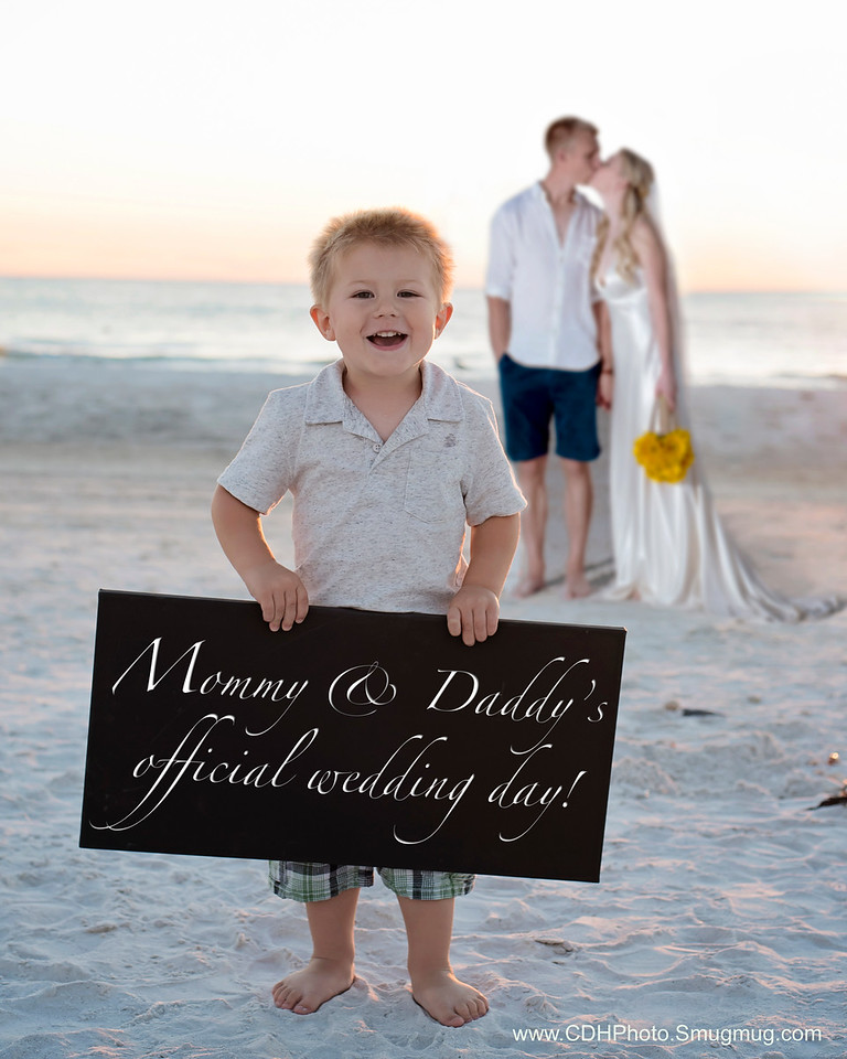 Redington Beach Wedding Photographer