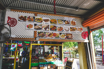 Mazorcas Restaurant menu
