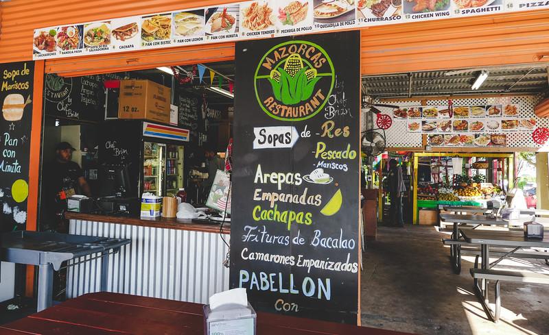 Mazorcas Restaurant