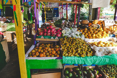 A plethora of fruits