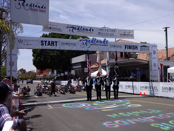 Redlands Bicycle Classic Stage 4 Race, Redlands CA May 5, 2018