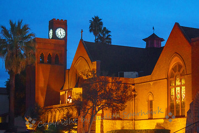 The Church at Twilight
