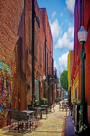 Orange Street Alley2