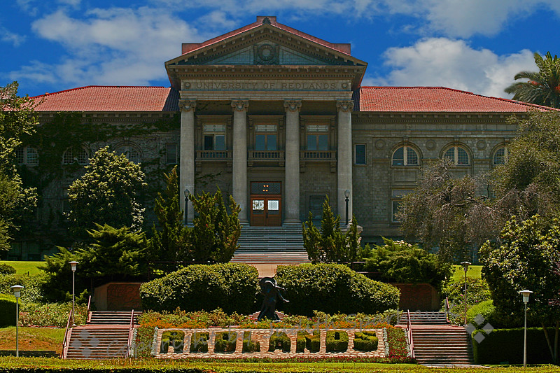 University of Redlands Administration Building ~