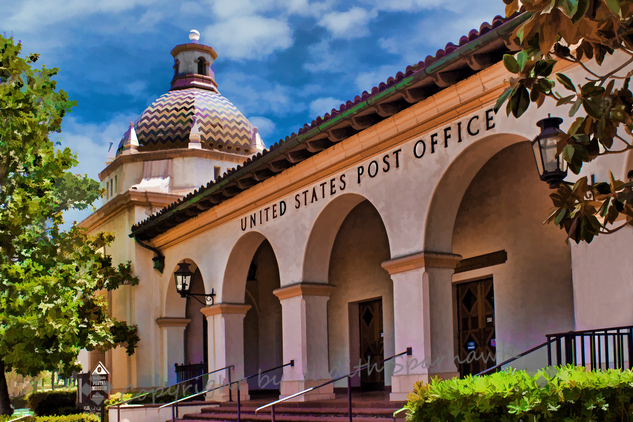 Redlands Historic Post Office