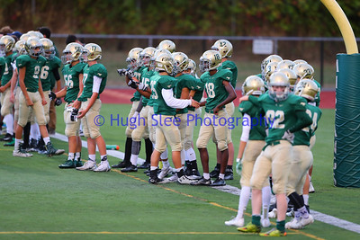 7-2017-09-29 Redmond HS Boys Varsity Football v Lake Washington-7