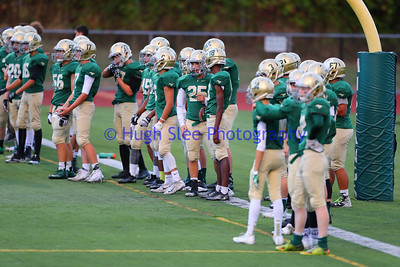 9-2017-09-29 Redmond HS Boys Varsity Football v Lake Washington-9