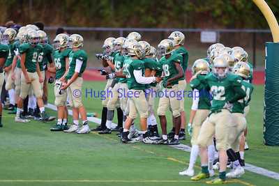 8-2017-09-29 Redmond HS Boys Varsity Football v Lake Washington-8