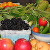 Late August 2003 - - HarvestBlackberries1.JPG