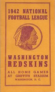 1942 Kavakos Grill Redskins Schedule