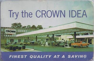 1975 Crown Oil Redskins Schedule