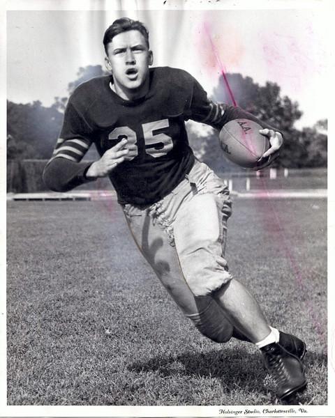 1941 Bill Dudley Press Photo