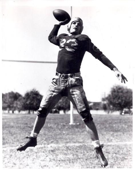 Sammy Baugh 1938 Redskins Team issue Photo