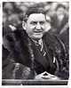 George Preston Marshall 1940 Press Photo