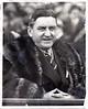 George Preston Marshall 1940 Press Photo