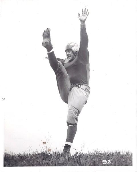 Bill Shepherd 1934 Press Photo