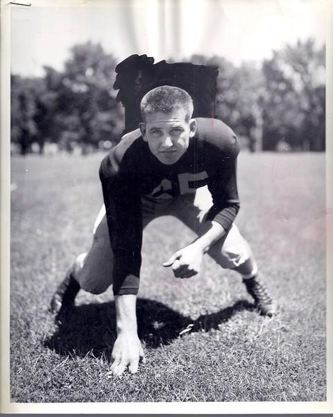 Herb Siegert 1947 Press Photo