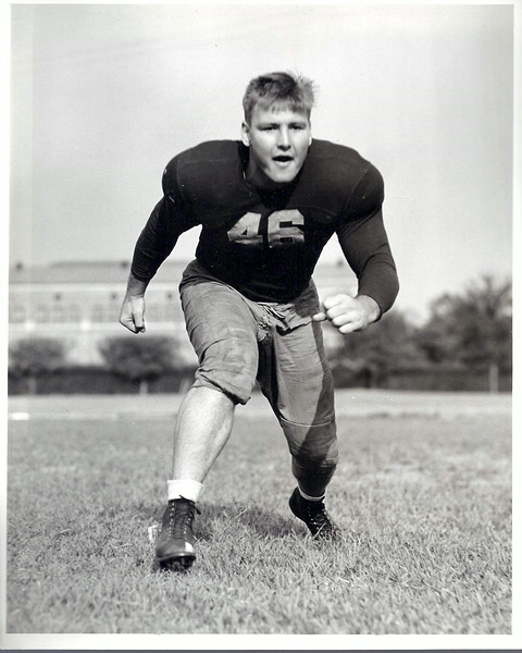 Andy Davis 1949 Press Photo